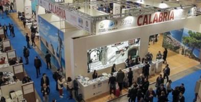 Lo stand Calabria alla Bit del 2019