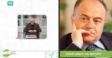 Pasquale Motta e Nicola Gratteri