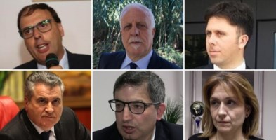 D'Acri, Sergio, Pasqua, Scalzo, De Nisi, Robbe