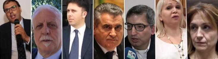 D'Acri, Sergio, Pasqua, Scalzo, De Nisi, Bausone, Robbe