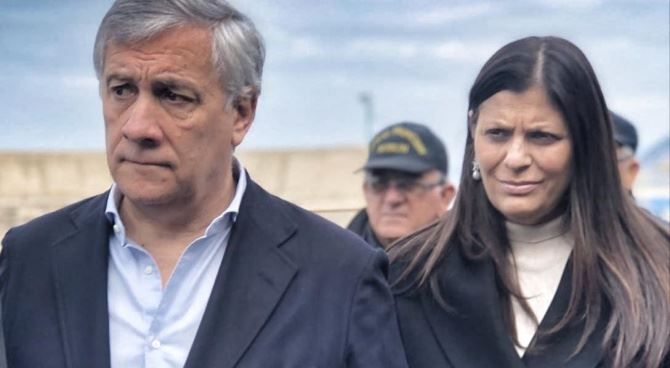 Fi, Tajani e Santelli