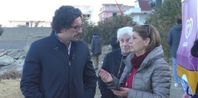 Danni mareggiate, Toninelli: «I soldi per intervenire ci sono, la Regione li usi»