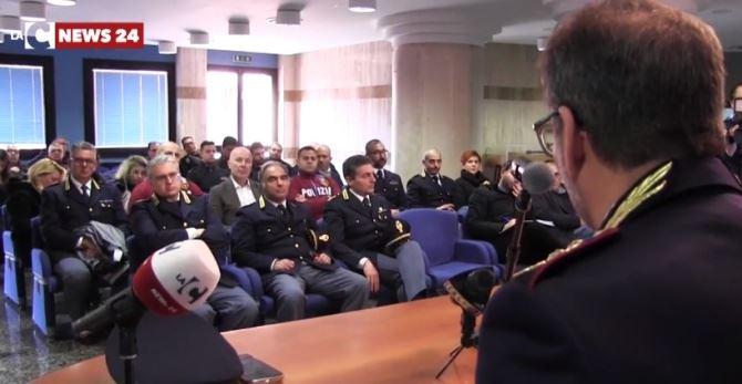 la presentazione del report a Catanzaro