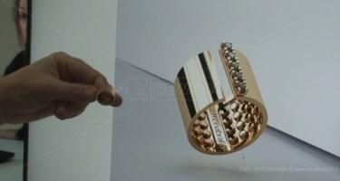Artigianalità e 3D per lavorare gioielli: da Cardinale la sfida di una startup