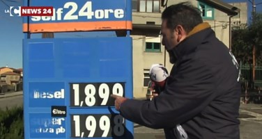 Prezzi della benzina
