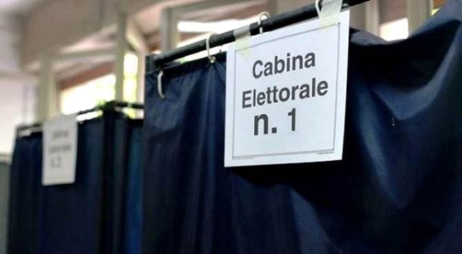 Cabina elettorale