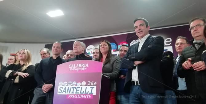 Regionali, Jole Santelli