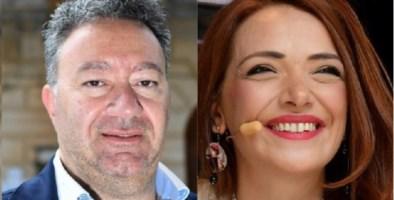 Antonio Trifoli e Jasmine Cristallo