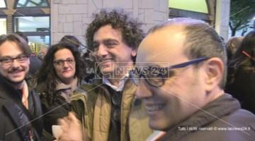 Regionali, Aiello a Cosenza: «La nostra è l'unica proposta seria e credibile»