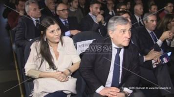 Jole Santelli spinta dai big di Forza Italia. «Noi protagonisti del futuro della Calabria»
