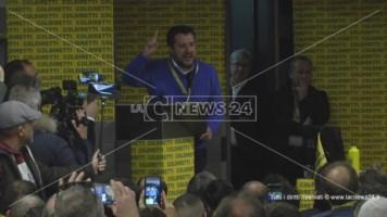 Elezioni Calabria, Salvini prenota l'assessorato regionale all'agricoltura