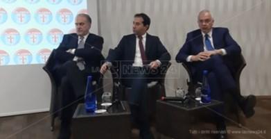 Elezioni Calabria, Cesa (Udc) a Lamezia: «Il centrodestra ha bisogno di noi»
