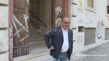 Guccione denuncia: «Asp di Cosenza vicina al dissesto»