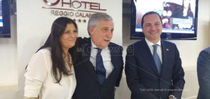 Fi, Santelli con Tajani e Siclari