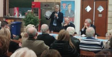 Elezioni regionali, la sfida di Giancarlo Tiani e dell'Udc per rilanciare la sanità