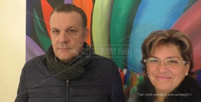 Ugo Vetere e Norina Scorza