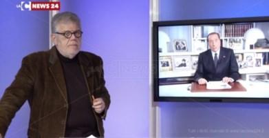 Pasquale Motta e Silvio Berlusconi