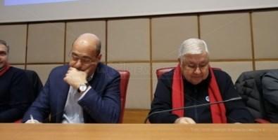 Zingaretti e Callipo
