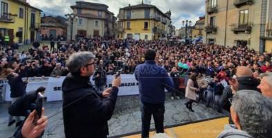 Regionali, Salvini in Calabria: «Vinceremo perché la sinistra sa solo insultare»
