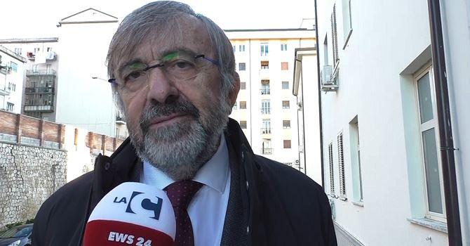 Il commissario Giuseppe Zuccatelli