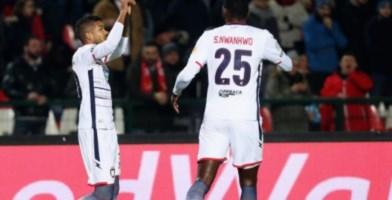 Foto del match Cosenza-Crotone (da calciomercatocom)