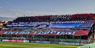 L'incontro Reggina-Bari