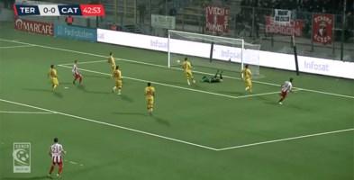 Serie C, il Catanzaro sconfitto a Teramo