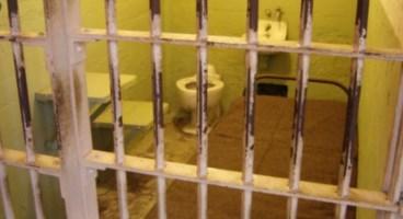 La cella di un detenuto (foto da agi)