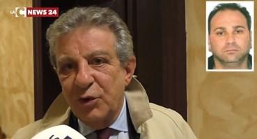 L'avvocato Giancarlo Pittelli e il collaboratore di giustizia Andrea Mantella