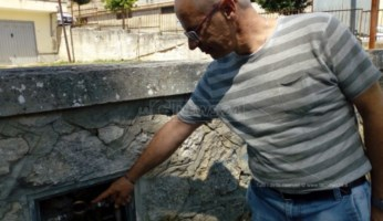 Raid vandalico nella sede vibonese Aism