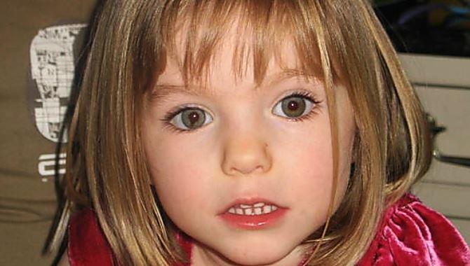 La piccola Maddie (foto ansa)
