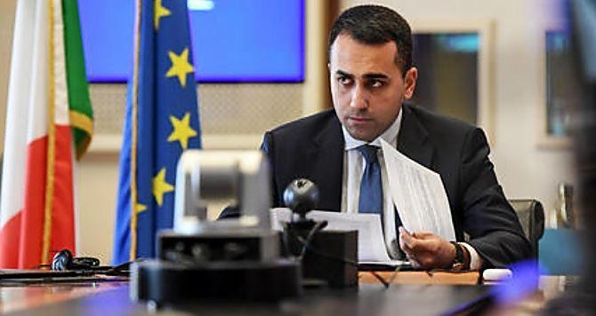Il ministro Luigi Di Maio, foto Alessandro Di Meo per ansa