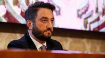 Il viceministro Giancarlo Cancelleri (foto Fabio Frustaci per Ansa)