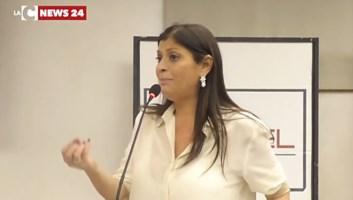 Regione Calabria, la governatrice Jole Santelli