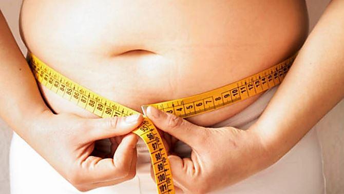 Obesità (foto ansa)
