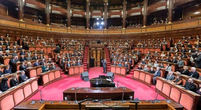 Senato (foto senato.it)