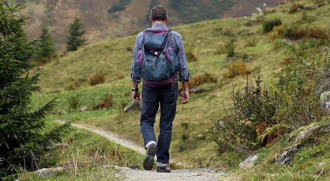 Trekking, foto da pixabay
