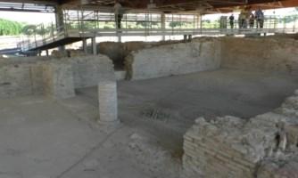 Casignana, presentati i lavori di recupero dei mosaici della villa romana
