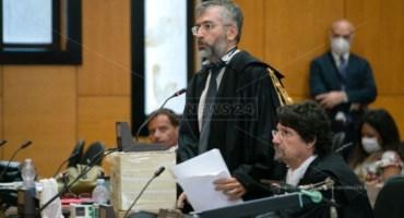 Il procuratore aggiunto Giuseppe Lombardo