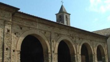 Il centro storico di Maida (foto dal sito del Comune)