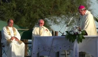 Locri, messa del vescovo Oliva per i bisognosi: «Creato un fondo di solidarietà»