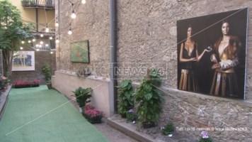 Cosenza, nel giardino segreto di via Isonzo l'arte contemporanea in mostra