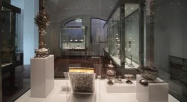 Le sale del Museo diocesano di Reggio Calabria (foto fornite dal Museo)