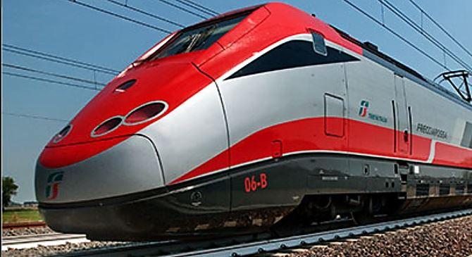 Frecciarossa (foto da Trenitalia)