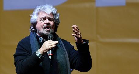Beppe Grillo - foto Ansa