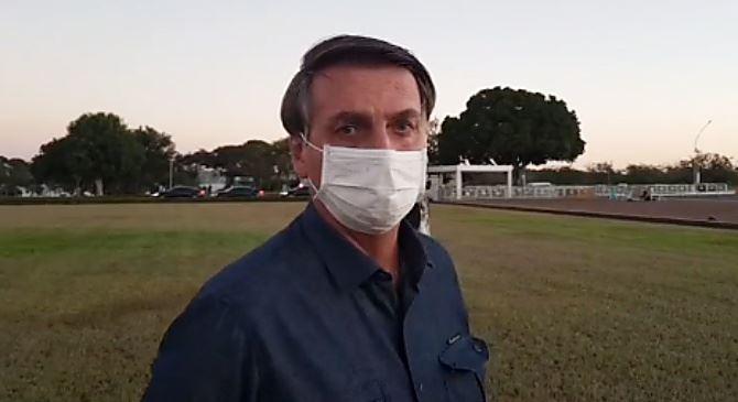 Brasile, il presidente Bolsonaro