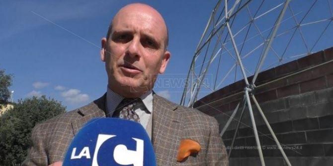 Pasqualino Scaramuzzino, già presidente di Fondazione Terina e sindaco di Lamezia Terme