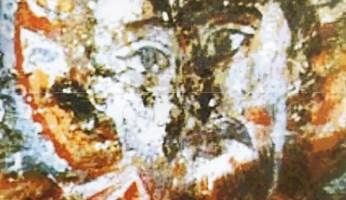 L'affresco del Cristo pantocratore