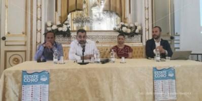La presentazione degli eventi a Corigliano Rossano