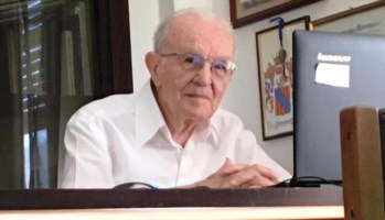 Giuseppe Paternò, foto da Ansa